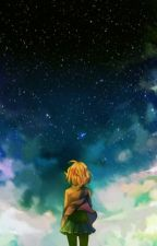 A Stary Night Aaron X Reader {Book one} REWRITING by Major_Otaku_Girl