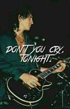 ➳don't you cry, tonight. {izzy stradlin} by dontcry-izzy