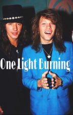 One Light Burning: A Bon Jovi Fanfic by suzdwy45