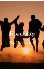 Friendship by punkin369