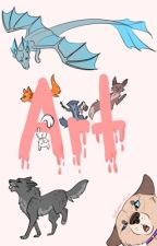 Leah's ArtBook {2} by AuthenticBlaze