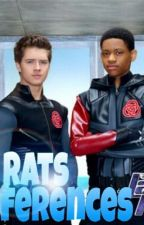 Lab Rats Preference by Brittney1001