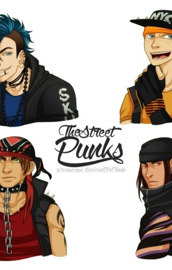 We Are The Hunters And You're Our Prey~ ( Street Punk Story)