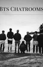 BTS Chatroom by JayParkTrash