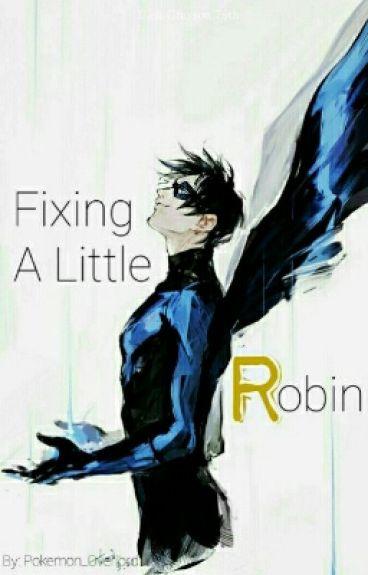 Fixing A Little Robin