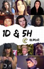 1D & 5H |HUMOR by WindWalker16