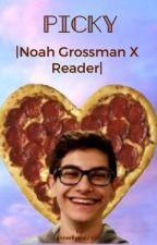 Picky  Noah Grossman(Smosh) x Reader by Babysteps_