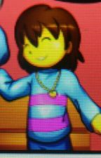 (Undertale Story) Female Frisk And Female Chara X oc by shadowblade-san