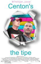 Centon's the tipe  John Cena & Randy Orton  by TheViper_Lesnar