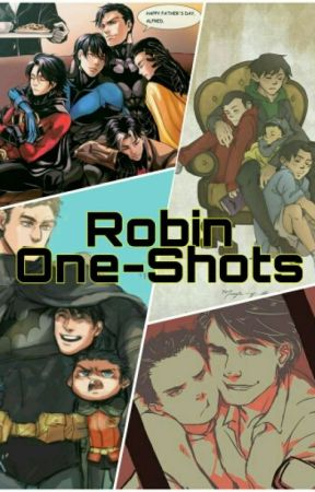 Robin One-Shots and Short Stories - Abused (Damian Wayne