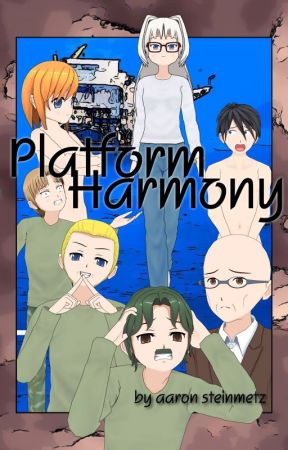 Platform Harmony by AaronSteinmetz