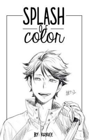 Splash of Color by RizRice
