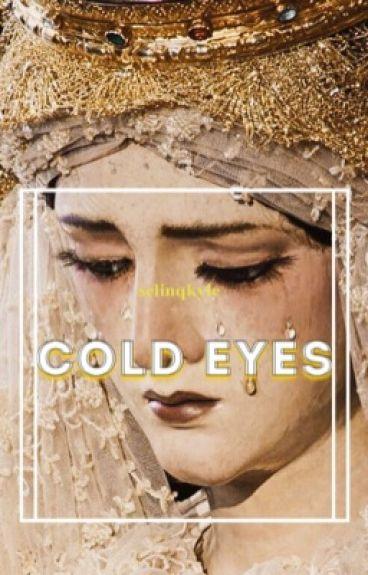 cold eyes [ jason todd ]