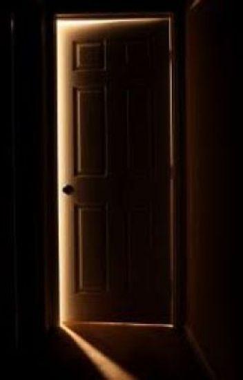 Behind door erotic green story