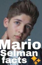 Mario Selman Facts ✨ by OurJourneyBish