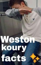 Weston Koury Facts ✨ by OurJourneyBish