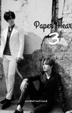 Paper Hearts {Eunhae} by JustBeFreeFriend