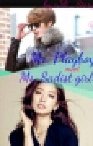 Mr. Playboy Meet Ms. Saddist Girl ( Unedited)