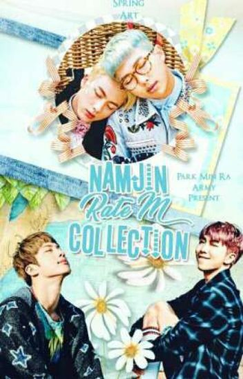 NAMJIN Rate-M Collection #watty2016 #wattys2016