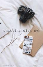 ;chatting; yunhyeong x you by songyunyong