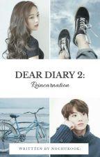 [SU] DEAR DIARY 2: REINCARNATION + Jeon Jungkook by nochukook-