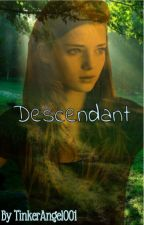 Descendant -Book 1: Bonding with the Elements Series by TinkerAngel001