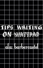 Tips Writing! by pena-ku