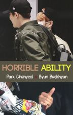 [?] Horrible Ability ➻ Chanbaek by webaebears
