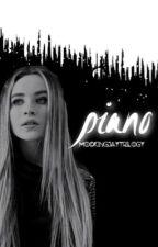 Piano  by mockingjaytrilogy
