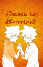 ¿Somos tan diferentes?[KHR] by Jimily01