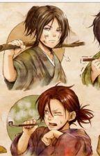 Shrunken Shinsengumi  by Alohatothestars