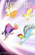 Alicorny MLP by Hobbystyczna