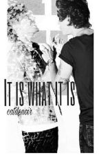 It is what it is {Larry One shot} by catdenoir