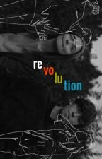 revolution ✿ hood by sleepwithfivesos