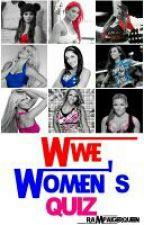 Women Of WWE Quiz by RampaigerQueen