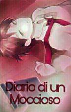 Il Dario Di Un Moccioso ~ ERERI/RIREN by -akai_ito-