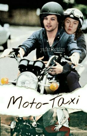 Moto-Taxi ➳ Larry AU by yafanfiction