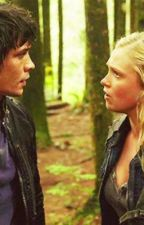 The 100: Bell e Clark  by cuoredifiamme