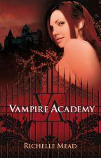 Vampire Academy by AiluGaskarth