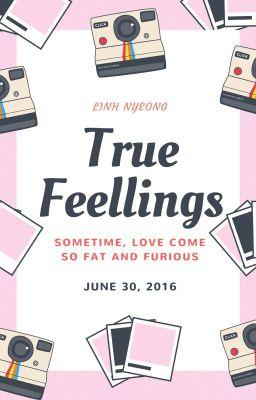 [Oneshot][JinMark] True Feellings