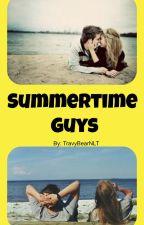 Summertime Guys [Student/Teacher] by TravyBearNLT