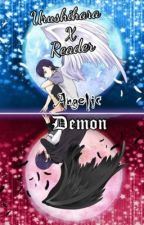 Urushihara Hanzo X Reader [Angelic Demon] by Redrose5634