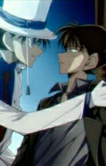 Kaito Kid X Shinichi Yaoi (Detektiv Conan ff)