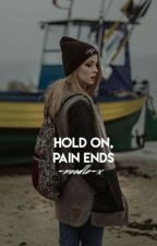 Hold on , pain ends ✅ by cat_astro_phy