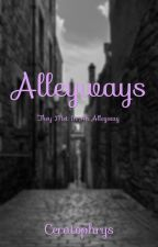 Alleyways by Ceratophrys