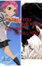 Hunter x Hunter: I Tell You That I Love You, I'll Have to Kill You by Yuuki_Kurta