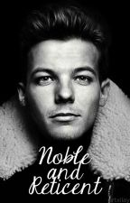 Noble and Reticent (Larry Stylinson) by ilaydaoztin