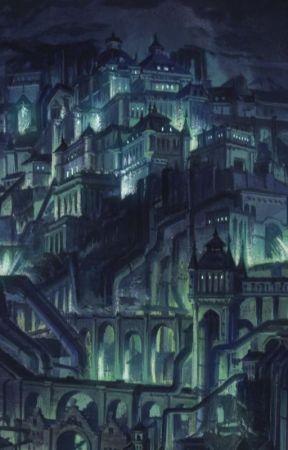 Faithful Prisoner  by Animecreature