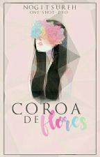 Coroa de Flores (one-shot: Nico Di Ângelo) PJO • HDO by nogitsureh