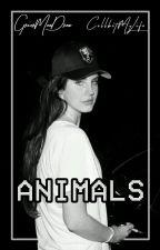ANIMALS || R.L || CellBit by Ultraviolewce